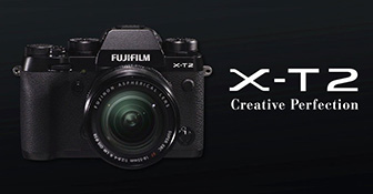 Fujifilm Announces Development Roadmap for Latest Interchangeable